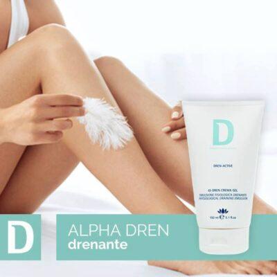 Apha Dren Crema Gel - Dermophisiologique