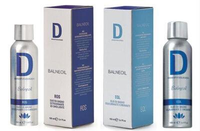 BALNEOTERAPIA - 2 Olii da Bagno per Aromaterapy - Dermophisiologique